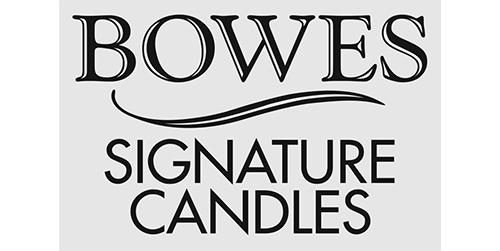 Bowe's Signature Candles logo
