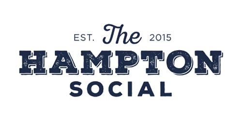 The Hampton Social logo